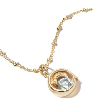 LOQUET LONDON NECKLACE ロケット・ロンドン ネックレス